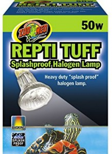 Repti Tuff - Splashproof Halogen Lamp
