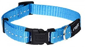 Productafbeelding voor 'Rogz for dogz - Halsband Turquoise'