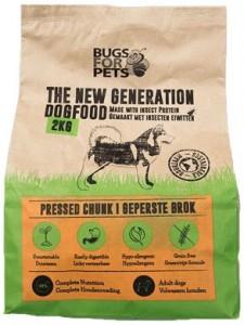 Productafbeelding voor 'Bugs for Pets - Geperste brok'