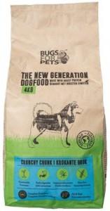 Productafbeelding voor 'Bugs for Pets - Krokante brok 2kg'
