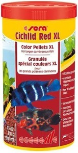 Sera - Cichlid Red XL