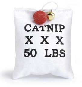 Zakje met Catnip