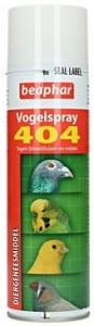 Beaphar - 404 Vogelspray