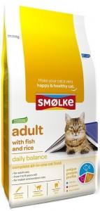 Productafbeelding voor 'Smolke - Adult Vis/rijst'