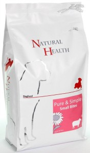 Natural Health Dog - Lamb & Rice small