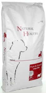Natural Health Dog - Lamb & Rice Adult large