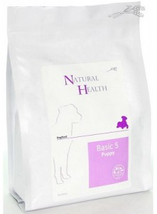 Natural Health Dog - Basic 5 Puppy