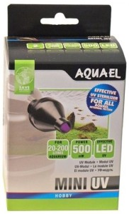Aquael Mini UV Lamp