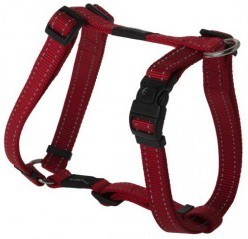 Rogz for Dogs - Tuig Rood
