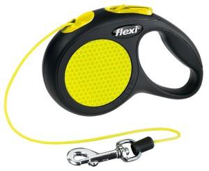 Flexi Neon Reflect 5mtr. S Cord