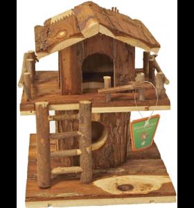 Hamsterhuis boomhut