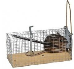 Muizen vangkooi 1-deurs