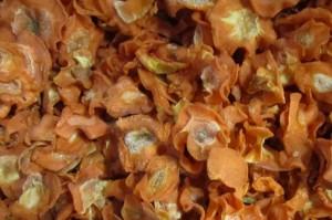 Gedroogde Wortelschijfjes 150gr