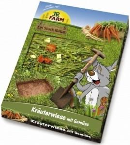 JR Farm - Weide Kruiden met Groenten