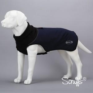 Scruffs - Thermal Dog Coat Donker Blauw