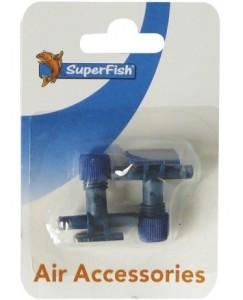 Superfish - Luchtslang kraan (2st.)