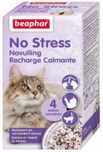 Beaphar No Stress Navullng  Verdamper Kat