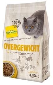 Ecostyle kat - Overgewicht