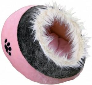 Productafbeelding voor 'Relax Iglo Minou roze/grijs'