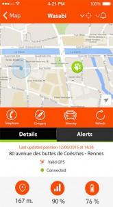 GPS Systeem Weenect - Kat