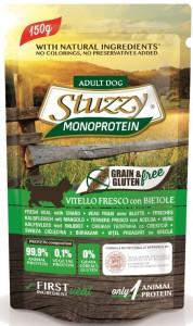 Stuzzy - Pouch - Monoproteïne Kalfsvlees met Snijbiet