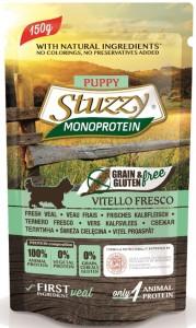 Stuzzy - Pouch - Monoproteïne Kalfsvlees Puppy