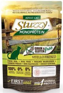 Stuzzy - Pouch Kat - Monoproteïne Kalfsvlees