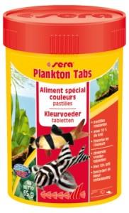 Productafbeelding voor 'Sera - Plankton Tabs'