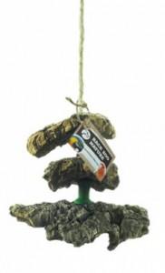 Back Zoo - Nature Corky Toy Medium
