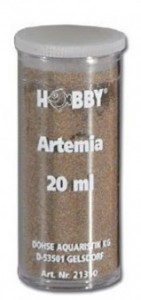 Artemia Eitjes