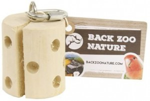 Back Zoo Nature Treat Silo