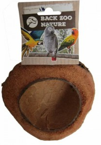 Back Zoo - Kokosnoot Voerbak
