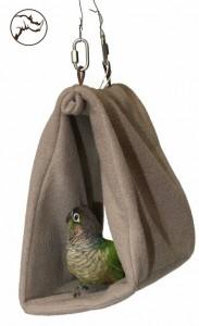 Vogel Slaaphut Medium - Wasbaar