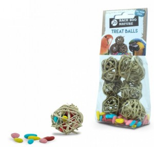 Back Zoo - Nature Fill Your Own Treat Balls