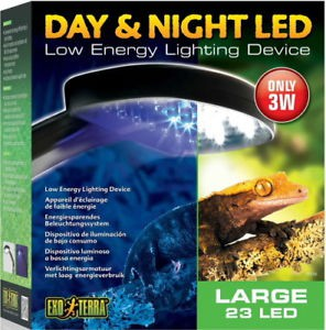 Exo Terra - Day & Night LED