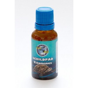 Schildpad Vitaminen 20ml.
