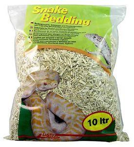 Productafbeelding voor 'Snake Bedding 10Ltr.'