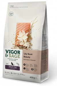 Vigor & Sage - Lily Root Beauty Adult Kat