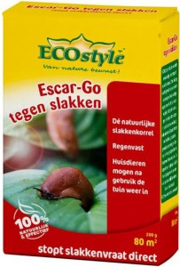 Ecostyle Escar-Go tegen Slakken