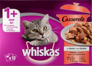 Whiskas Casserole Adult Classic