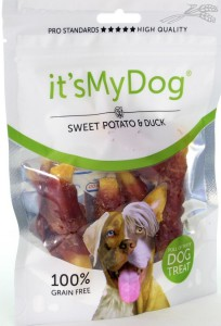 it's My Dog Duck & Sweet Potato