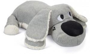 Beeztees Puppy XL-Knuffel Boomba grijs
