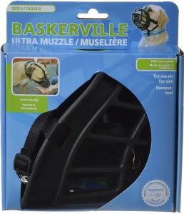 Afbeelding muilkorf baskerville door DierenwinkelXL.nl