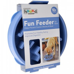 Outward Hound - Fun Feeder Notch