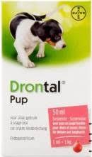 Afbeelding Drontal - Worm Druppels Pup door DierenwinkelXL.nl