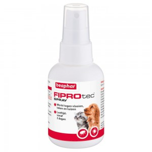 Beaphar - Fiprotec Spray 100ml hond/kat
