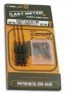 Prologic - Readymade Safety Clip QC Link Metal Leader
