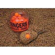 Ringers - Chocolate Orange Wafters - 10mm