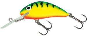 Productafbeelding voor 'Salmo - Hornet Floating - Green Tiger'