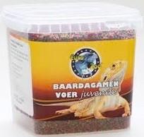 Euro Zoo - Baardagaam Mixvoer Baby